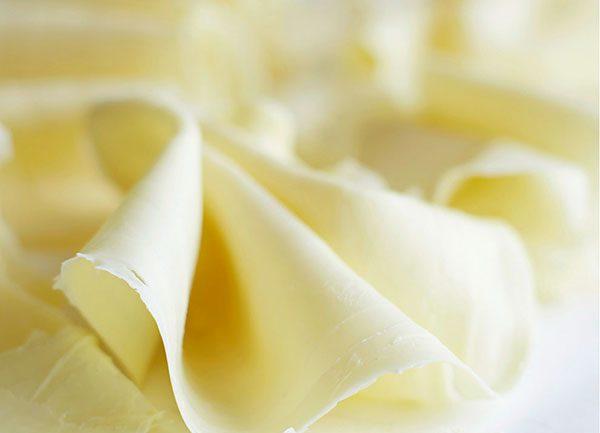 Essen und Trinken – Weisse Schokolade